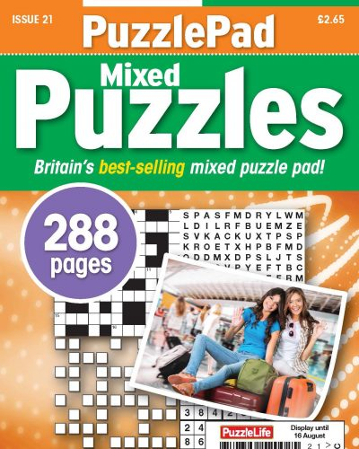 PMC-PuzzlePad Mixed Puzzles