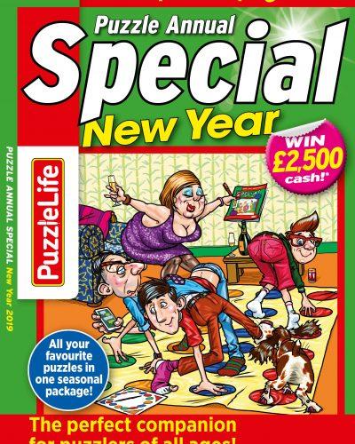 PCW-Puzzle Annual Specail